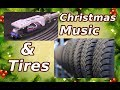 Christmas Vinyl from the Tire Store, Goodyear and Firestone Holiday Music!