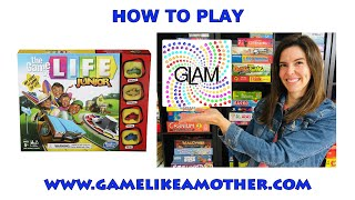 How to Play The Game of Life Junior