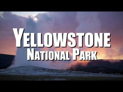 Yellowstone National Park (Wyoming/Montana/Idaho)
