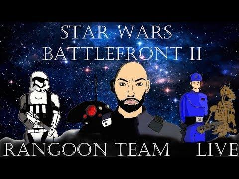 Star Wars Battlefront 2 Multiplayer / Live Stream / #3