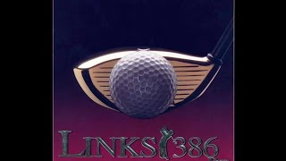 DOS - Links 386 Pro (1992, Access Software)