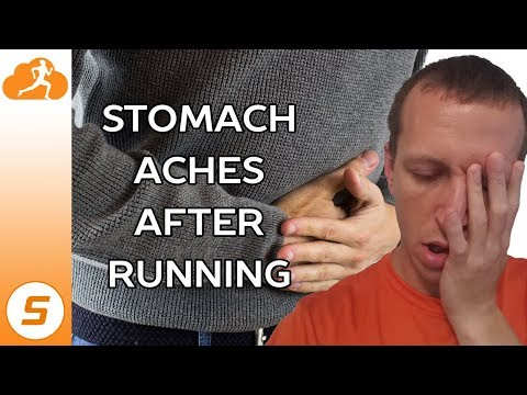 Stomach Aches After Running 4 Rules to Avoid Pain