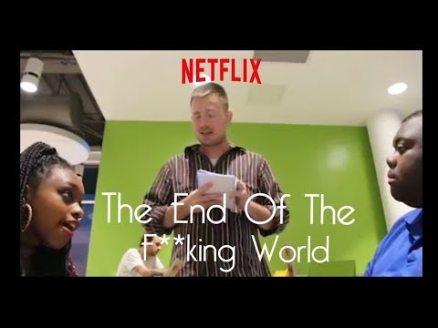 THE END OF THE F**KING WORLD | DINER SCENE | NETFLIX (REMAKE)