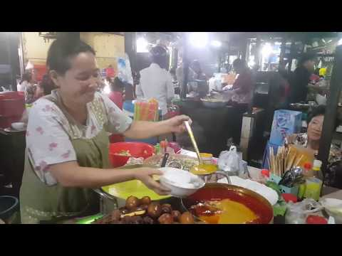 Cambodian Street Food