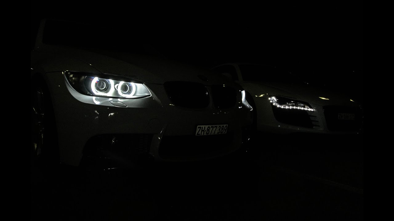 first prototyp bmw m4 style angel eyes young wazy youtube