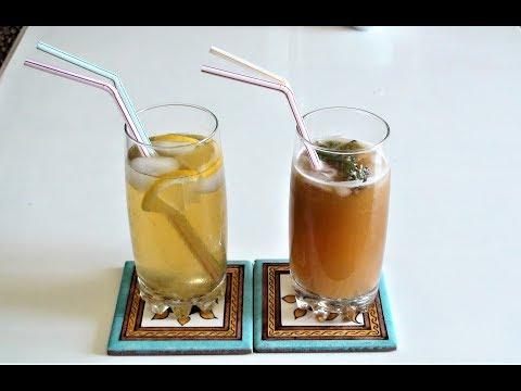 Ice Tea. Как приготовить холодный чай?