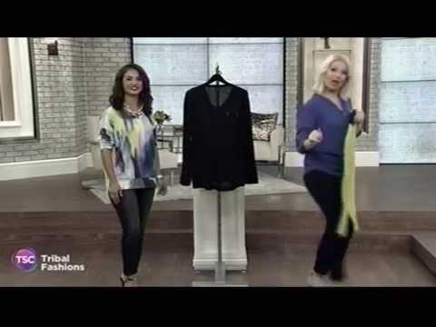 Tiffany Briseno - Fashion Stylist - The Shopping Channel - Tribal