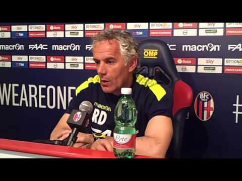 Roberto Donadoni conferenza stampa 15 Apr