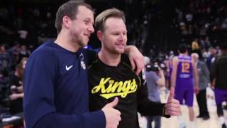 All-Access: Utah Jazz vs. Sydney Kings