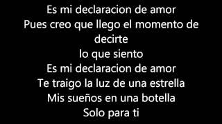 Mi Declaracion de Amor   El Vega ft  Bigal, L  Jake , Lil Si...