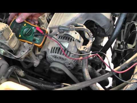 Диагностика работоспособности генератора на автомобиле. #Авто #Ремонт #РемонтГенератора