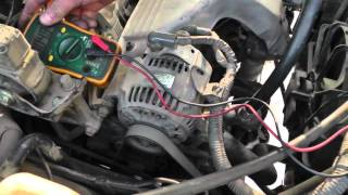 Диагностика работоспособности генератора на автомобиле