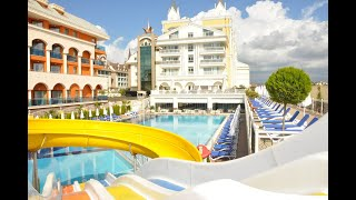 Dream World Resort Spa 5 Сиде Турция обзор отеля территория все включено