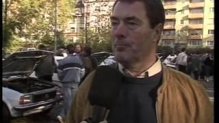 Ausgediente Polizeiautos - Opel Ascona (1988)