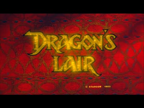 Dragon's Lair (PC) Commentary starring James & Friends