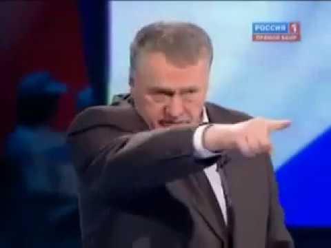 Жириновский про Путина