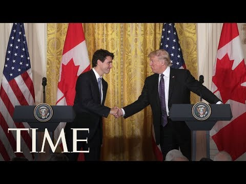 Canada Begins Imposing Tariffs On U.S. Goods From Ketchup To Lawn Mowers | TIME