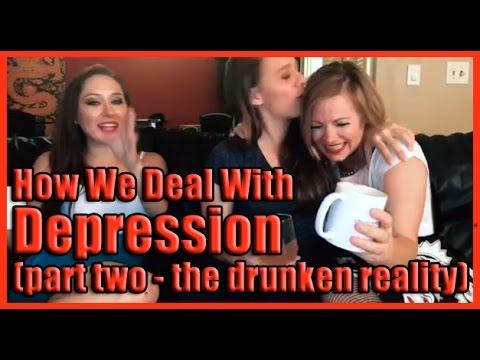 Dealing with Depression: Part 2 | Scream Queen Stream