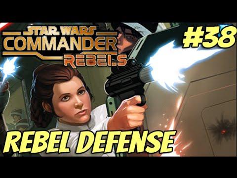 Star Wars Commander Rebels #38 - Rebel Defense !