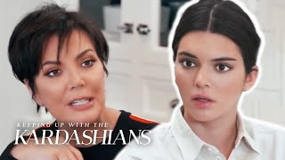 Kardashian Christmas Drama Perfect for the Naughty List | KUWTK | E!