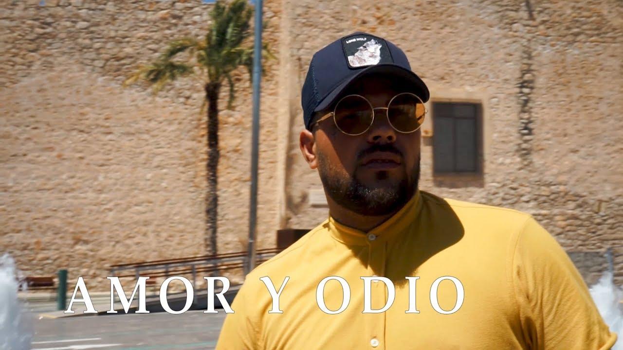 Danimflow Amor Y Odio Feat Desire Ortega Dani Mflow