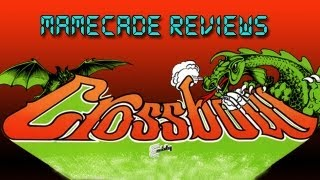 Game | Exidy Crossbow Arcade Game Review MAMECADE | Exidy Crossbow Arcade Game Review MAMECADE