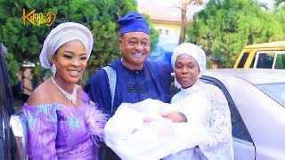 ACTRESS BIDEMI KOSOKO39S CHILD DEDICATION RARE FOOTAGE