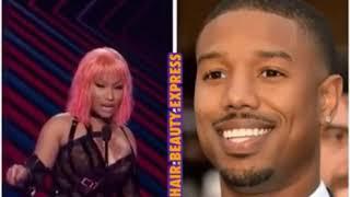 Nikki Minaj Michael B Jordan Dating?????