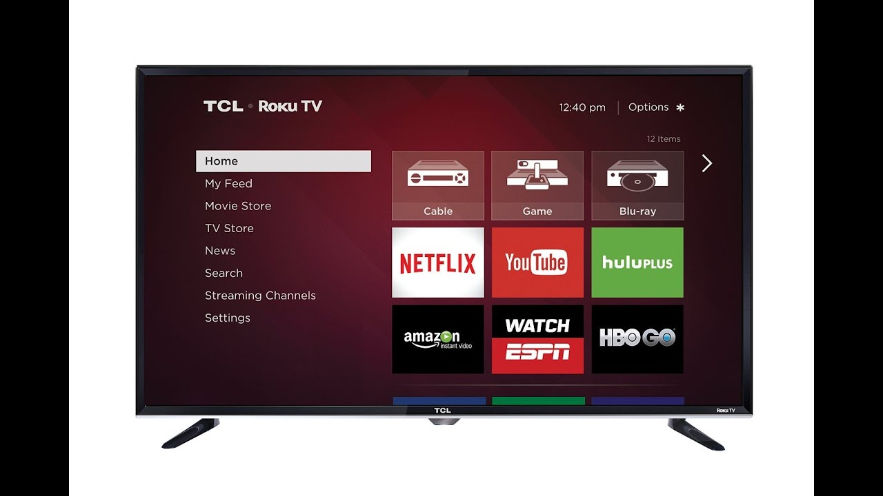 82ad4b8213e Review  TCL 40FS3800 40-Inch 1080p Roku Smart LED TV (2015 Model ...