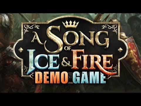 Lets Play: Game of Thrones  A Song of Fire & Ice  Stark Vs Lannisters