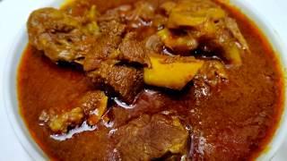 मटन करी रेसिपी जो कि उंगलियां चाटने पर मजबूर कर दे/ goat mutton curry recipe in hindi/holi recipes
