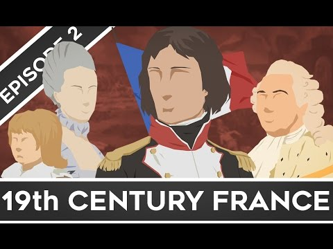 Feature History - 19th Century France (1/2)