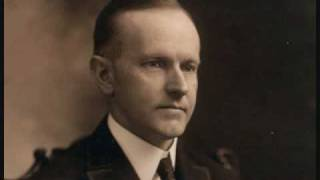Calvin Coolidge on Republican Principles