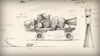 2017年4月15日発売 『アームストロング 宙飛ぶネズミの大冒険』(トーベ...