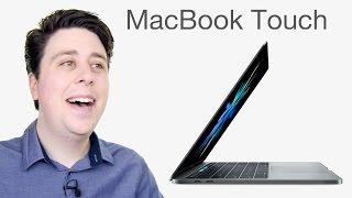 """MACBOOK PRO Touch Bar Parody - """"MacBook Touchdown!"""""""