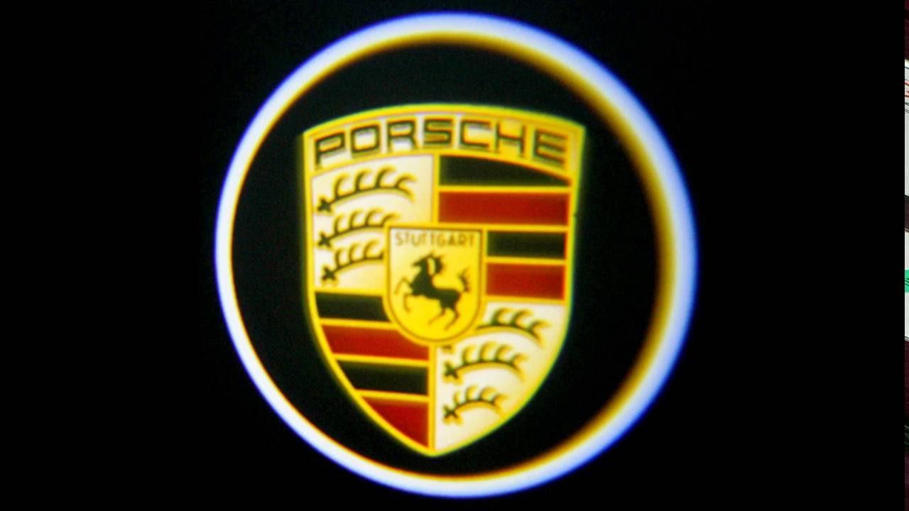 How To Install Porsche Door Welcome Logo Lights