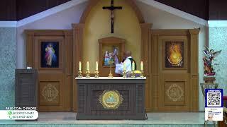 Santa Missa às 15h - 17/06/2020 - AO VIVO