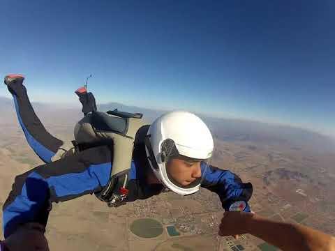 Skydiving At Perris