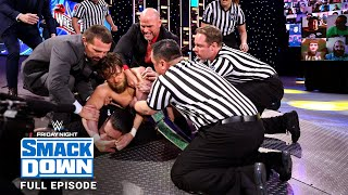 WWE SmackDown Full Episode, 02 April 2021