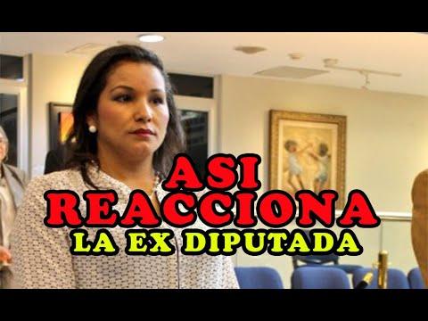 Cristina Lopez SACA LOS TRAPOS AL SOL A SU EX PARTIDO