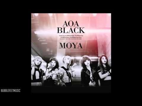 AOA - MOYA (Full Audio) [Single MOYA]