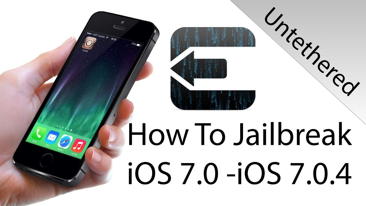 how to jailbreak an iphone 5 how to jailbreak ios 7 amp install cydia with evasi0n 7 2405