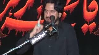 Kya yeh Jurm hey  Biyan Maulana   Iqbal Hussain Shah of Bajar NEW majlis 2018