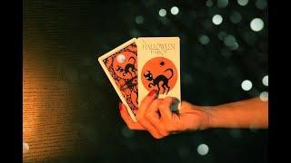 contes et tarot : The Halloween Tarot