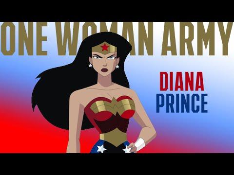 Diana Prince // One Woman Army