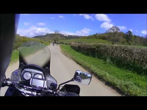 CalmBikers St Georges Day Ride