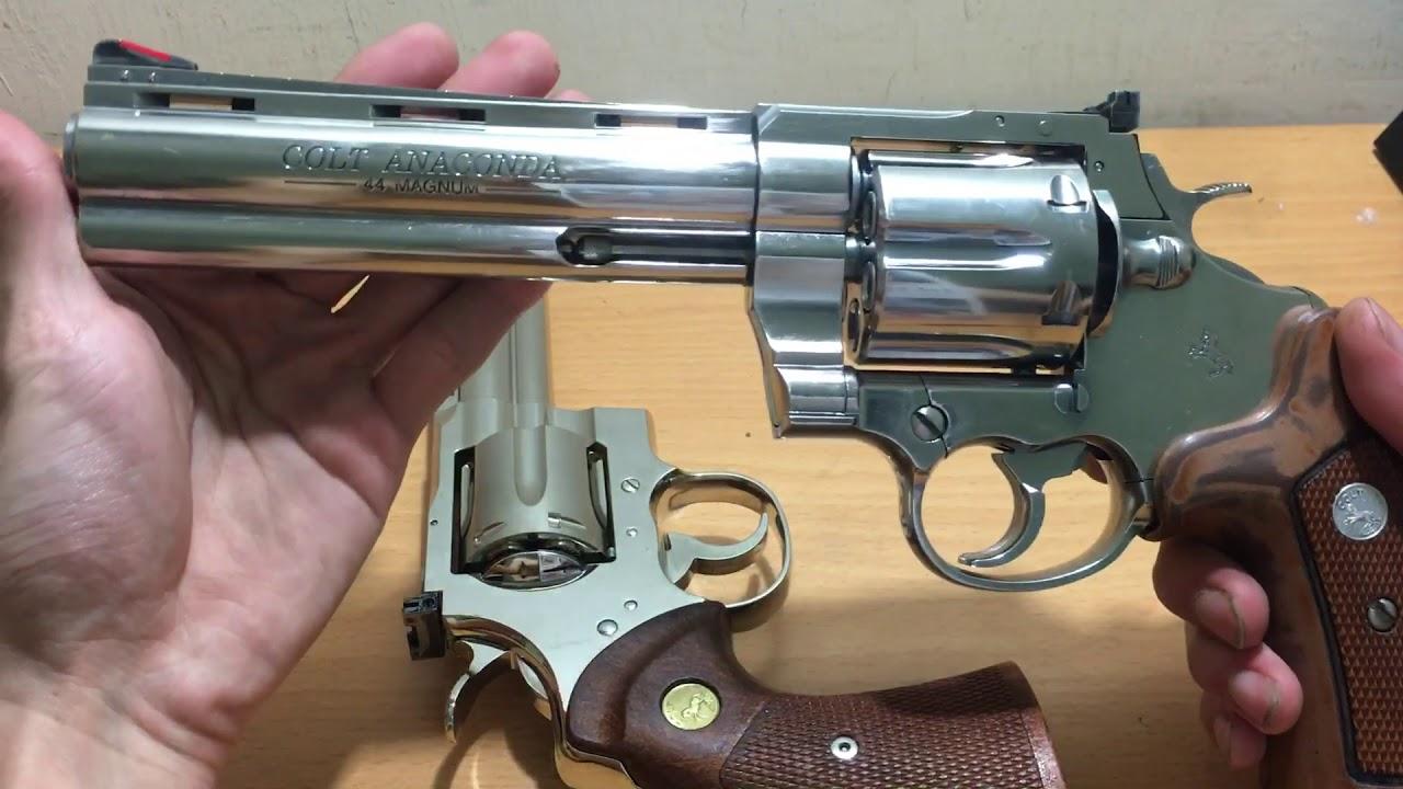 Barry's  44 Magnum over  357 Magnum Revolver (Reskin) |