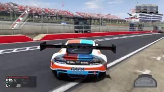 Project Cars Aston Martin v12 Avantage GT3 Brands Hatch GP #pcars #ps4