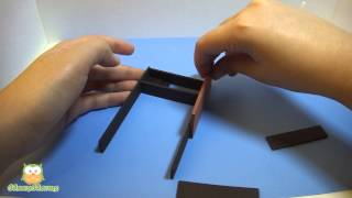 Doll House Miniature Shelf Tutorial: How To Make Miniature Shelf For Dollhouse And Polymer Clay