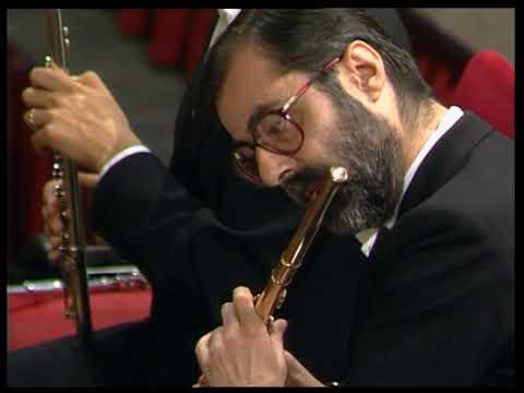 A. Dvorak Sinfonia  n° 8 - Flauto: Bruno Cavallo